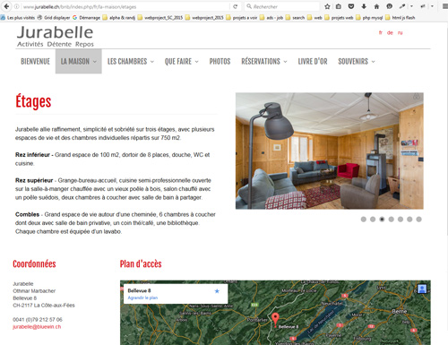 bed & breakfast jura
